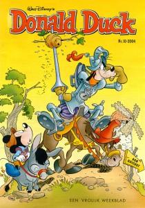 Donald Duck nr. 10-2004 (5 maart 2004)